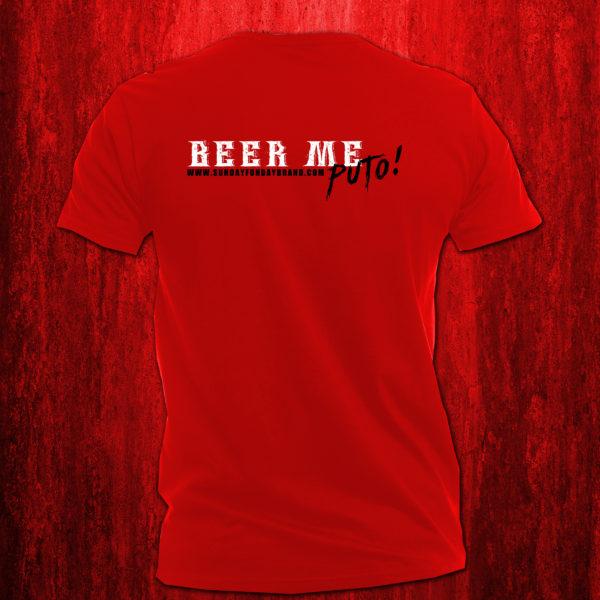 BEER ME RED